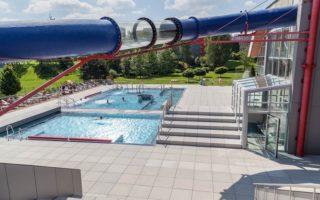 Krytý bazén Ostrava-Poruba