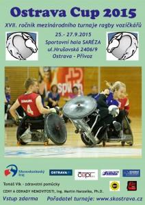 OV Cup 2015 - plakát