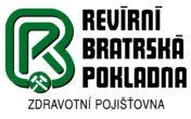 Logo RBP krátké barva