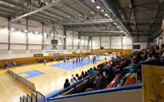 Sportovní hala Ostrava-Přívoz