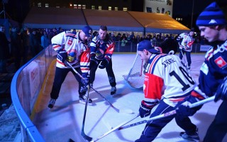 Exhibice hokejistů HC VÍTKOVICE STEEL
