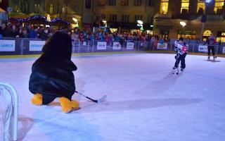 Exhibice hokejistů HC VÍTKOVICE STEEL - samostatné nájezdy